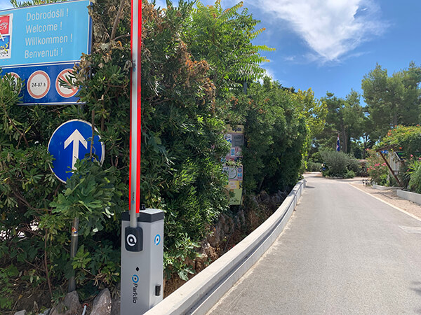 Parklio™ for Tourism - Camping gate 3