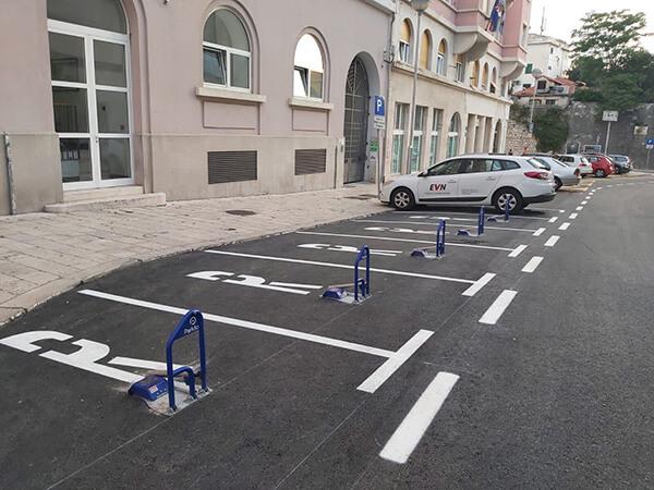 Parklio™ for Cities - Split Smart parking 5