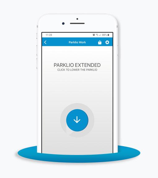 Smart Parking Barrier controlled via mobile application