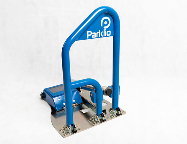 Parklio™ barrier model Z with stainless steel