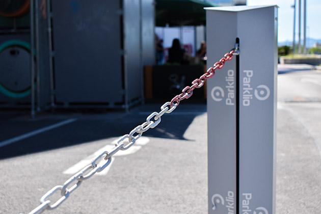 Parklio™ Chain Barrier