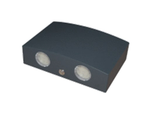Gate acessory - Cover unit integrated flashhing lights