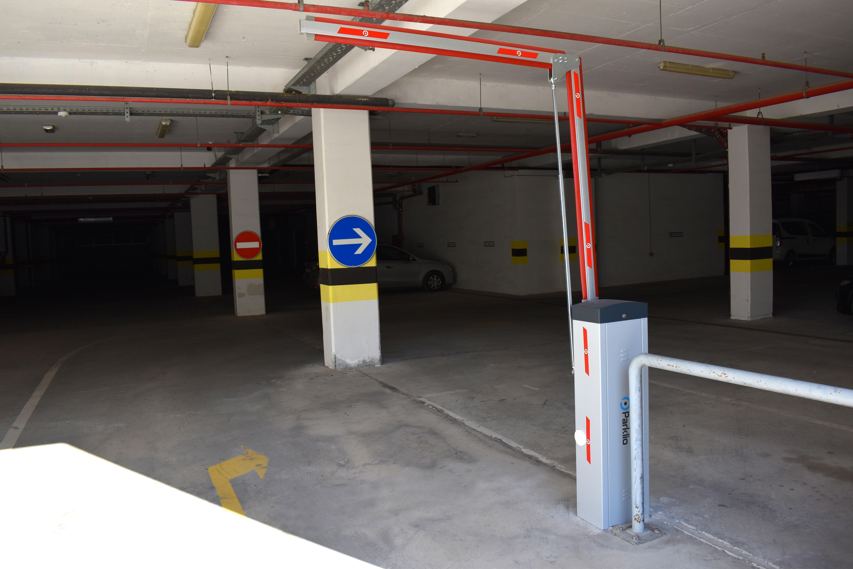 Parklio™ Underground Gate Barrier