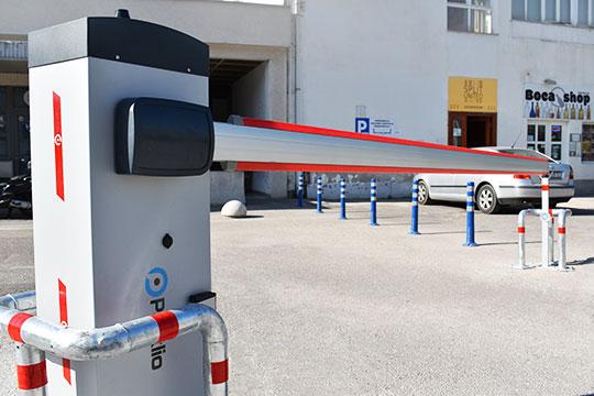 Parklio™ University Gate Barrier