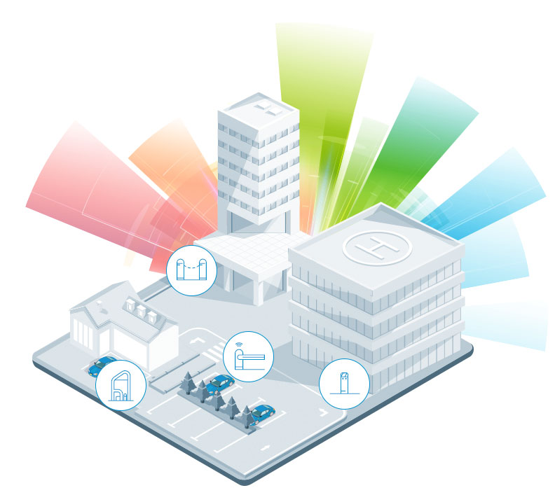 Smart Parking Protection Products - Parking protection made easy